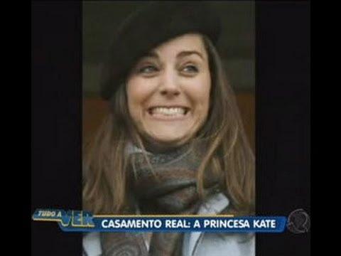 Tudo a Ver 25/04/2011: Saiba quem era Kate Middleton antes de ser a futura princesa da Inglaterra