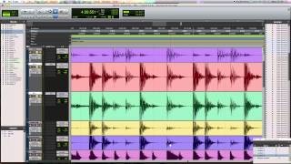 Mixing Home Recordings - Drum Sound Tips Pt 1. - Polarity, Phase & Time Alignment