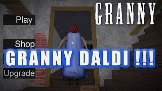 GRANNY DALDI !!! / GRANNY ROBLOX / PRATİK OYUN