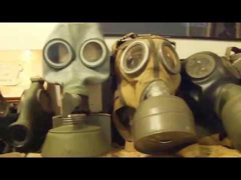 GasMaskKing.com WWII Gas Mask Collection
