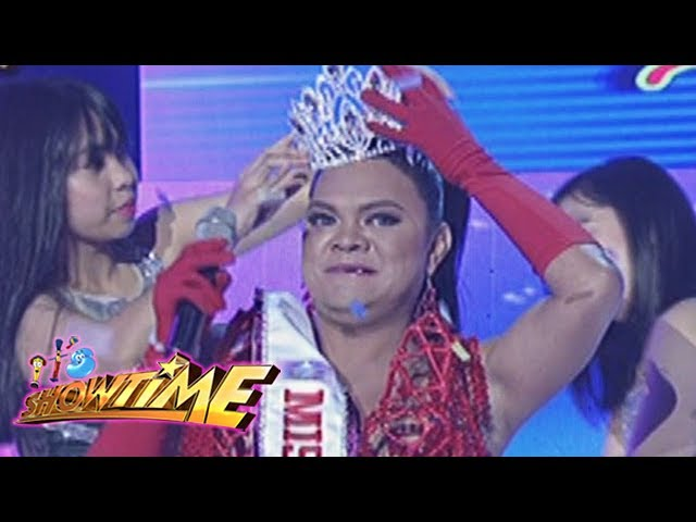 It's Showtime Miss Q & A: Juliana Parizcova Segovia gains the crown