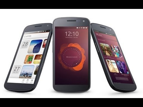 TOP 5 Android LAUNCHERS + Ubuntu Style