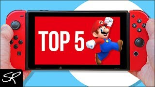 Top 5 Best Nintendo Switch Games | My Favorite Switch Games So Far!