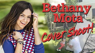 BETHANY MOTA ON THE COVER OF SEVENTEEN MAGAZINE!