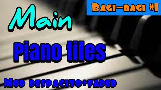 download lagu Free Download Piano Tiles 2 Versi Despacito/faded. Mod Piano gratis