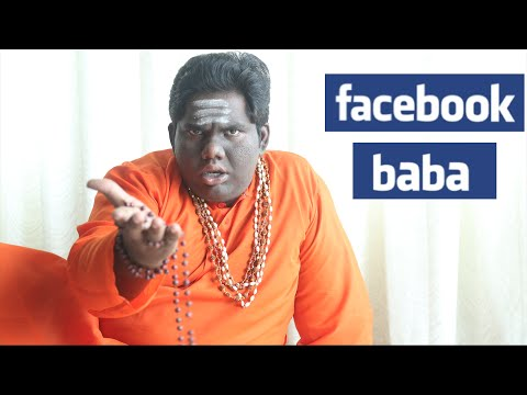 Facebook Baba (eng Subs) - A Film By Sabarish Kandregula video