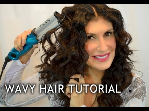 How I Wave My Hair Using Bed Head's Wave Artist | How To Save Money