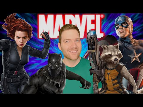 Marvel Phase 3 Announced!!!