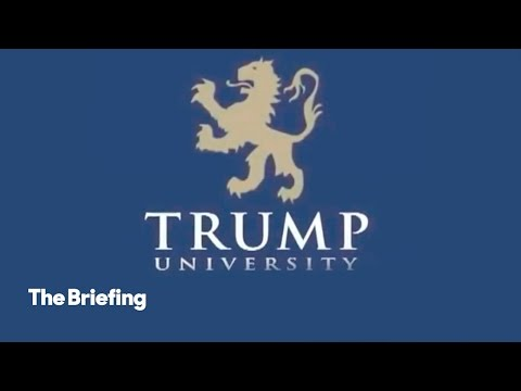 Trump University Informercial | The Briefing