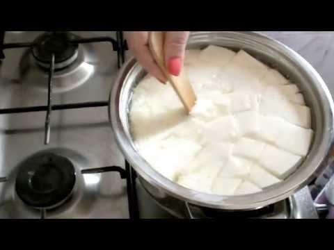 Мягкий вкусный домашний сыр