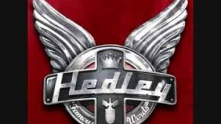Watch Hedley Dear Blank video