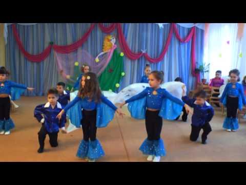 Утренник 8 марта в детском саду №306 Одесса