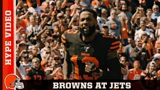 Browns vs. Jets Hype Video (Week 2) | Cleveland Browns