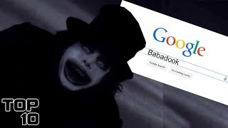 Top 10 Scary Things You Should NEVER Google