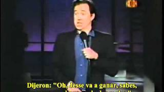 "Bill Hicks en ""Late Night with David Letterman"" (3-10-1990)"