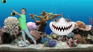 Baby Shark Dance | Sing and Dance! | Animal Songs | طفل سمك القرش الرقص