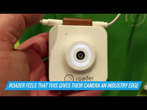 Roader Is the Wearable Camera You Control