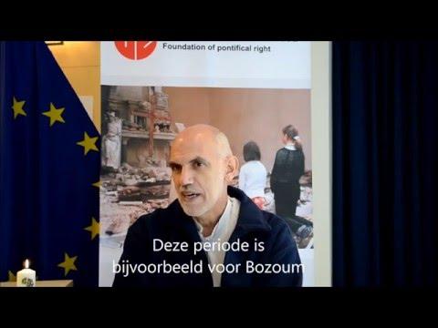 Interview Fr. Aurelio Gazzera Central-African Republic (French - subtitles in Dutch)