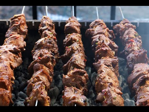 Самый лучший маринад для Свинины в томате Шашлыки