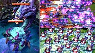 BREAKING League of Legends! Galio Mega Bug!