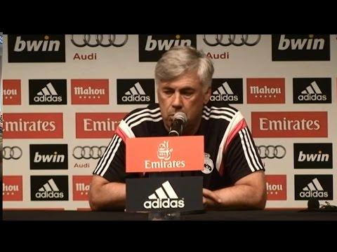 Ancelotti dice que la Décima es tan solo el comienzo de un ciclo