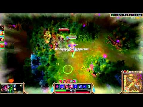 Aatrox Full Jungle Gameplay - League of Legends