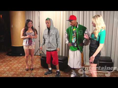 New Boyz  Interview Exclusive in San Diego