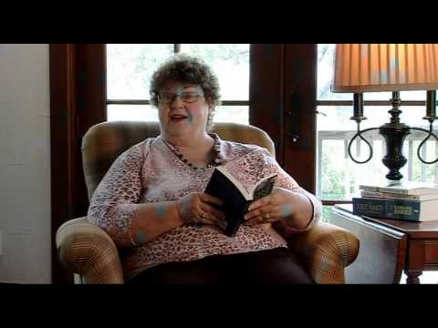 Charlaine Harris reads from Shakespeare's Christmas - A Lily Bard Mystery