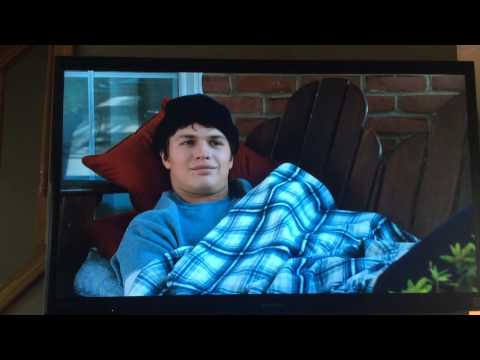 The Fault In Our Stars Deleted Scene- Gus coming home from Hospital