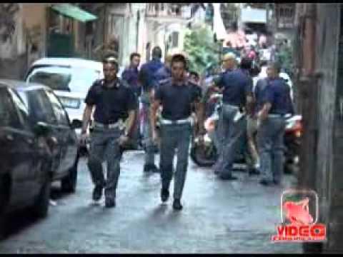 Napoli – Omicidio ai Quartieri Spagnoli, ucciso 23enne (live 21.09.12)