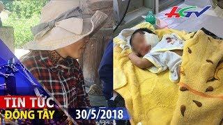 Xác định danh tính mẹ của bé sơ sinh bị chôn sống ở Bình Thuận | TIN TỨC ĐÔNG TÂY - 31/5/2018.