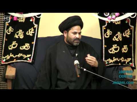 28th Safar 1434 Majlis Maulana Nafis Haider