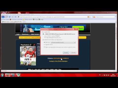 Video Tutorial Como Descargar Juegos de Play 2 y Grabarlos A un Dvd