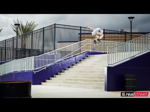 Chris Joslin | X Games Real Street 2017