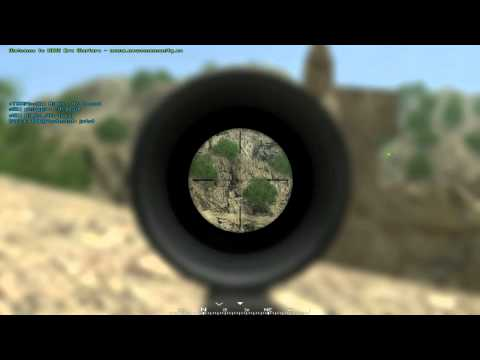 Project Reality v0.973 - Lashkar Valley: Ninja Sniper Team FULL ROUND