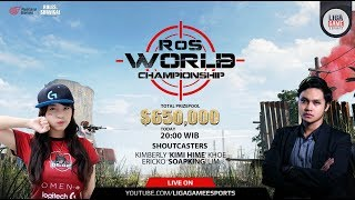 Rules of Survival - World Championship - Asia Stage