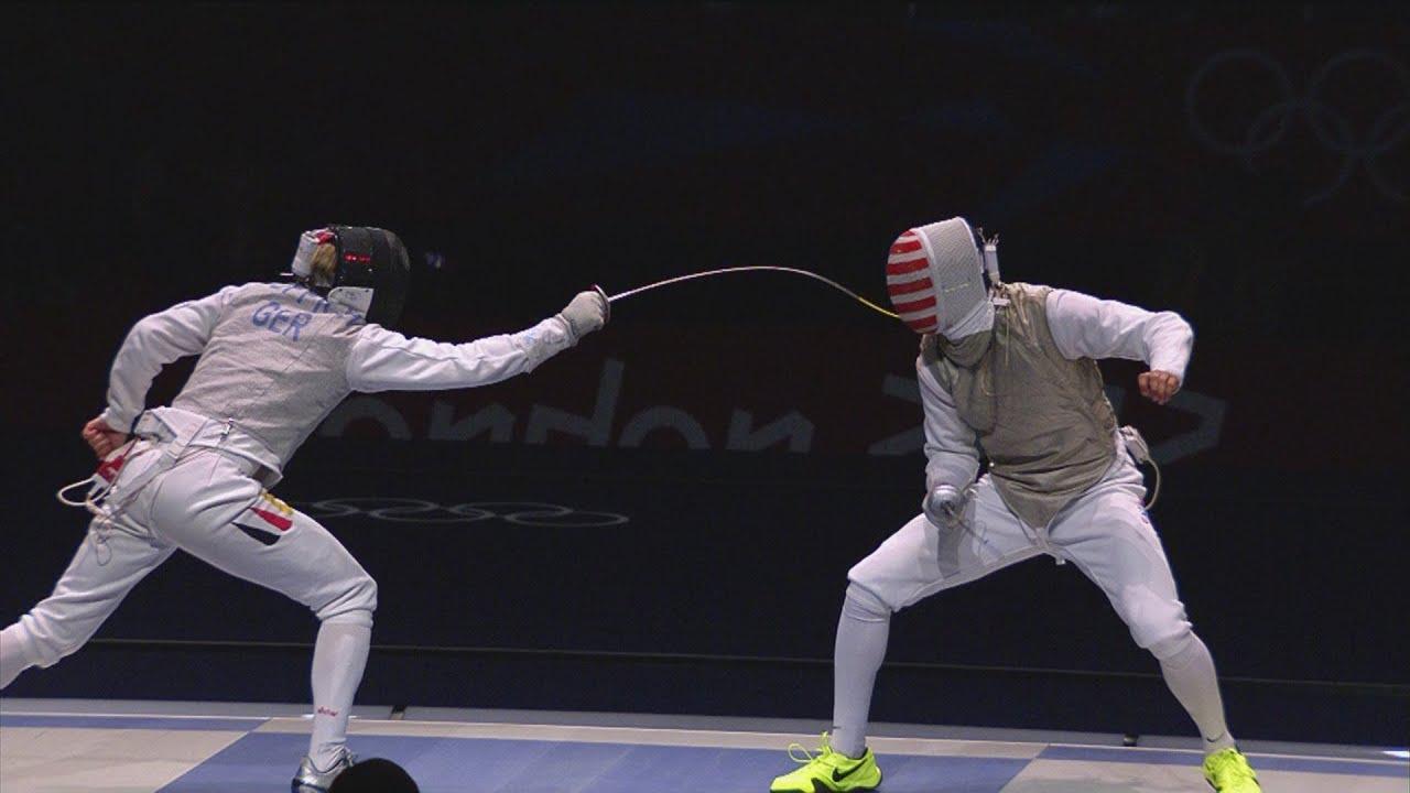 Germany Win Bronze In Men S Fencing Team Foil London
