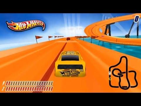 Juego de Autos 7: Hot Wheels Color Shifters Track Actión  in HD
