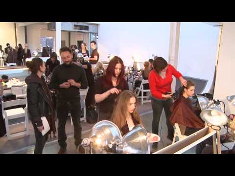 Davines: NYC Spring 2010 Fashion Week