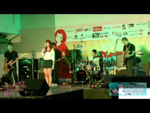 Battle of the Bands - Asia Music Festival | POF 2013