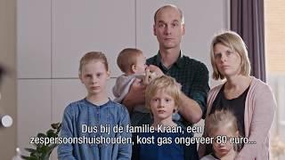 Nuon - Beter Bespaard - Koken Inductie of Gas?