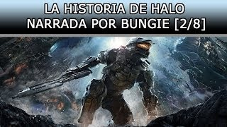 Historia de Halo En General | Narrada por BUNGIE [2/8] Video Especial!