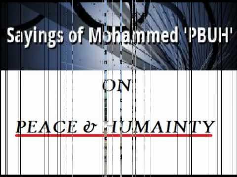 Teachings of Prophet Muhammad