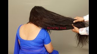 Download Passionate Long Hair Play by Man of Super Thick Hair 3Gp Mp4