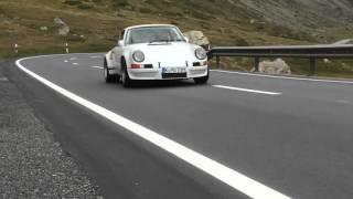 Porsche 911 RSR Alps