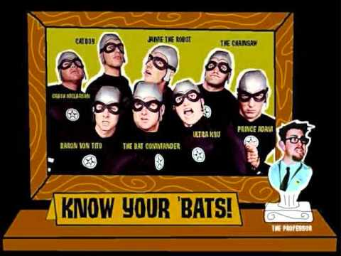 Aquabats - Monsters Wedding