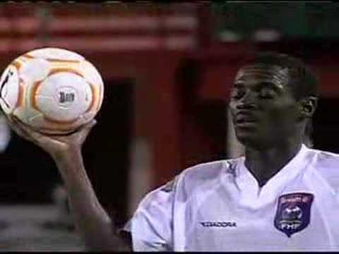 Guadeloupe vs Haiti - June 6