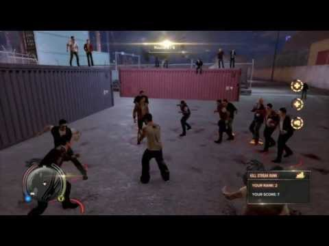 Sleeping Dogs Fight Klub | As Many Moves As Possible video