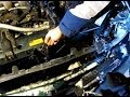 Repairing front end crash damage on a 2001 Buick Century Part 1: Replacing brackets