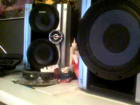 Sony Home Stereo, With Subwoofer - YouTube